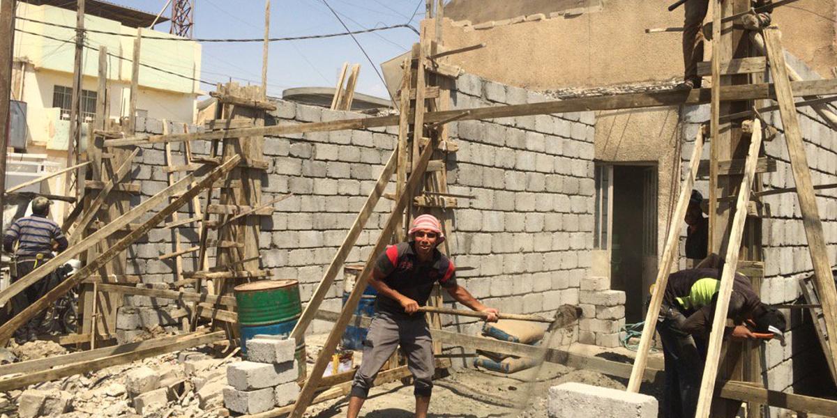 Building & Repairing Homes